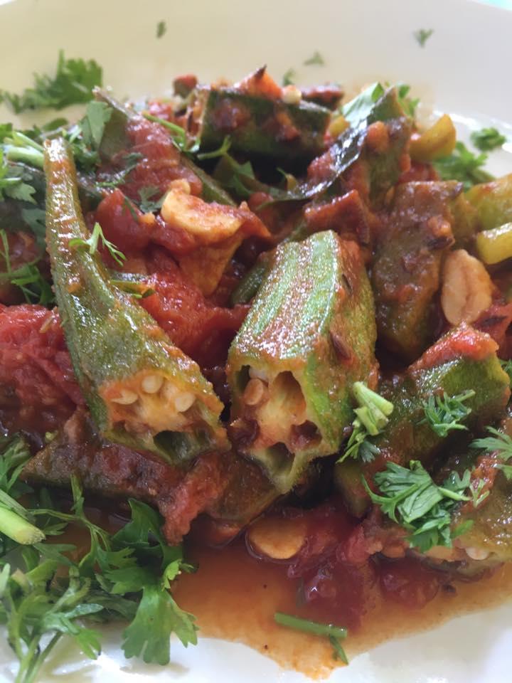 Curry z okry