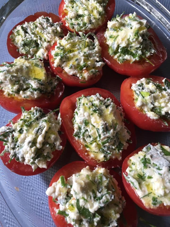 Pomidory zapiekane