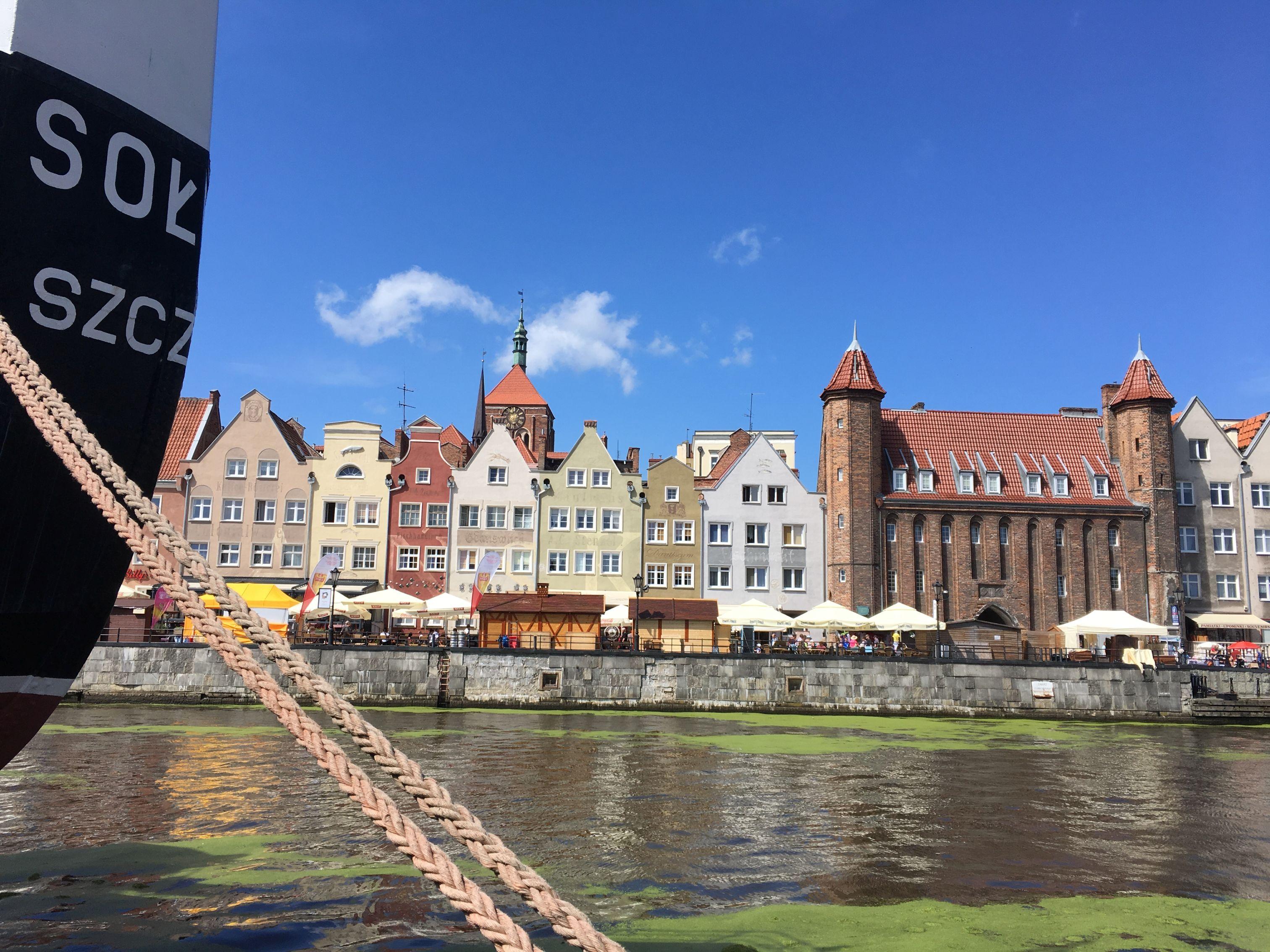 Zapraszamy do Gdańska!