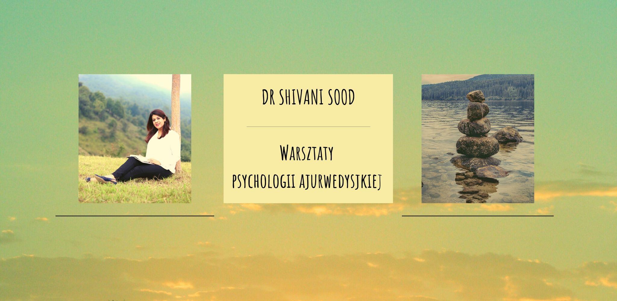 Warsztaty psychologii ajurwedyjskiej